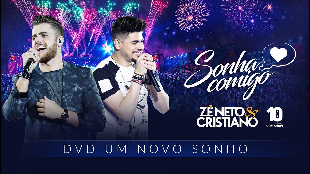 Zé Neto e Cristiano lança novo DVD
